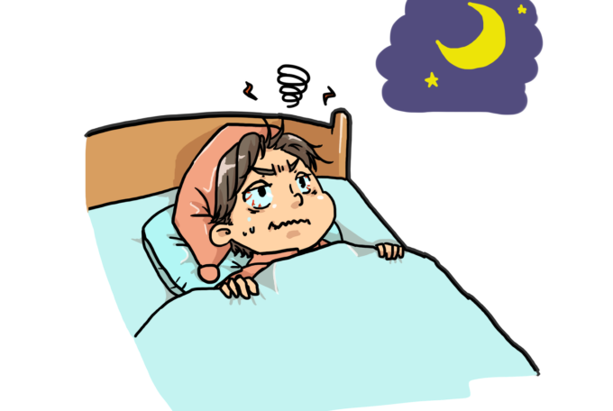 睡眠、睡眠障害、健康