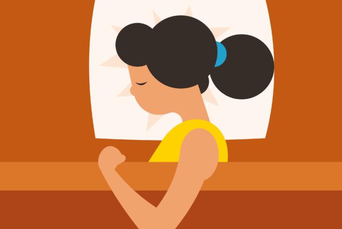 どのくらいの睡眠時間が適切なのか?