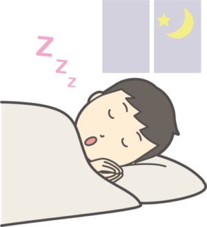睡眠不足と男性の関係